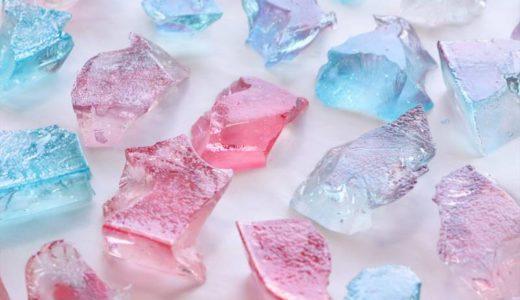 琥珀糖が固まらない時の対処法は?原因と早く固める方法を紹介!