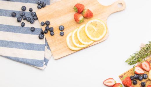 レモン水は寝る前に飲むと良い!?空腹時や朝飲むのは効果はある?