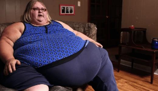 【仰天ニュース】300kgのニコールが太った理由とダイエット後の姿は?見逃し配信はある?