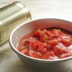 カットトマト缶の代用品3選!ケチャップやトマトジュースも代わりに使えるの?