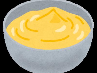 カスタードクリームが粉っぽい原因と対処法は?復活させるにはどうする!?
