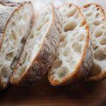 天然酵母パンは長持ちする理由は?身体に良いの理由や健康効果は?
