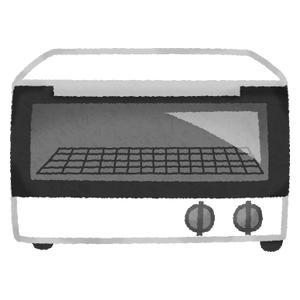 オーブントースターの温度の目安は?W(ワット)と温度の関係を紹介!