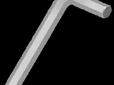 六角レンチの代用品6選!六角レンチがなくてもナットを回せるものを紹介!