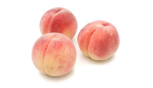 桃が茶色に変色しているのはなぜ?原因と食べれるのかを紹介!!